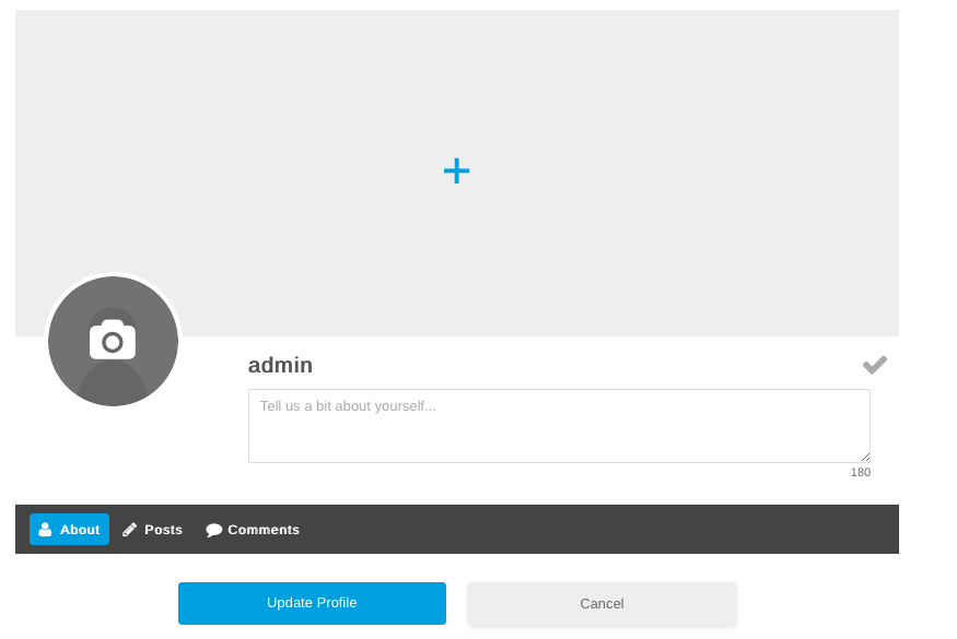 You Can Now Add Photo Icon for your Profile Pic & More